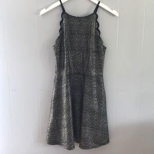 IZ Byer} Shimmer dress